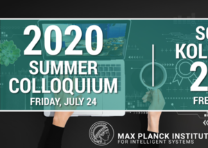 2020 Intelligent Systems Summer Colloquium  (Virtual Event)