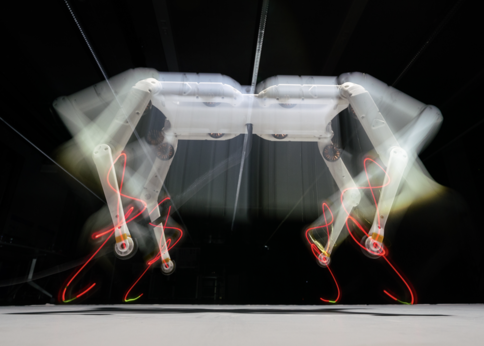 Four-legged robot makes research comparable worldwide