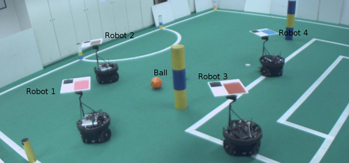 Moving-horizon Nonlinear Least Squares-based Multirobot Cooperative Perception