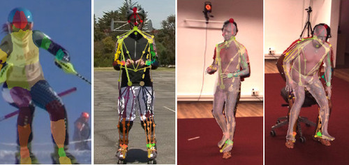 Unite the People: Closing the Loop Between 3D and 2D Human Representations