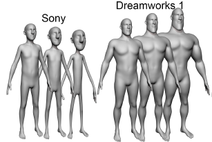 Appealing Avatars from {3D} Body Scans: Perceptual Effects of Stylization