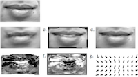 Modeling appearance change in image sequences