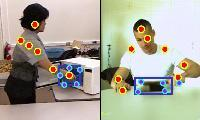 Human Pose as Context for Object Detection