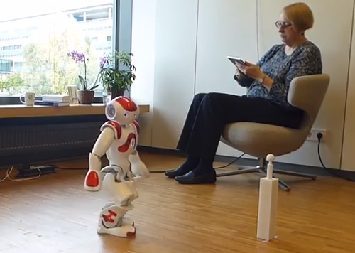 A Value-Driven Eldercare Robot: Virtual and Physical Instantiations of a Case-Supported Principle-Based Behavior Paradigm